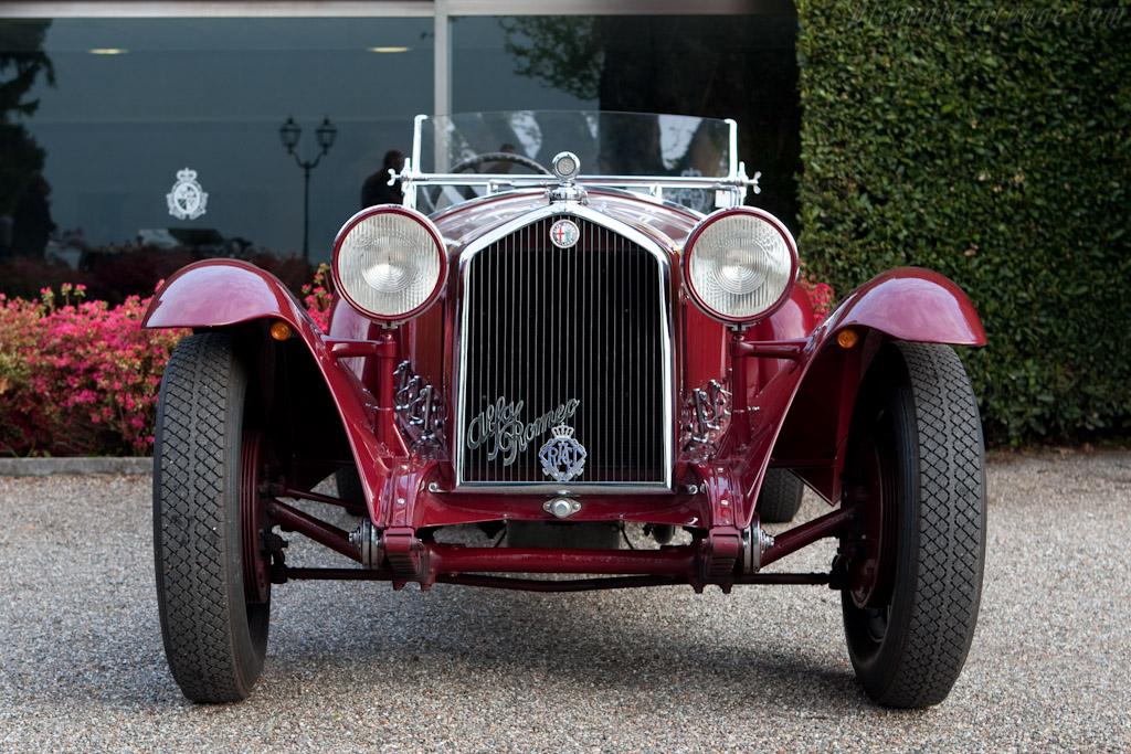 Alfa Romeo 6C 1500 Grand Sport - Chassis: 10814406   - 2010 Concorso d'Eleganza Villa d'Este