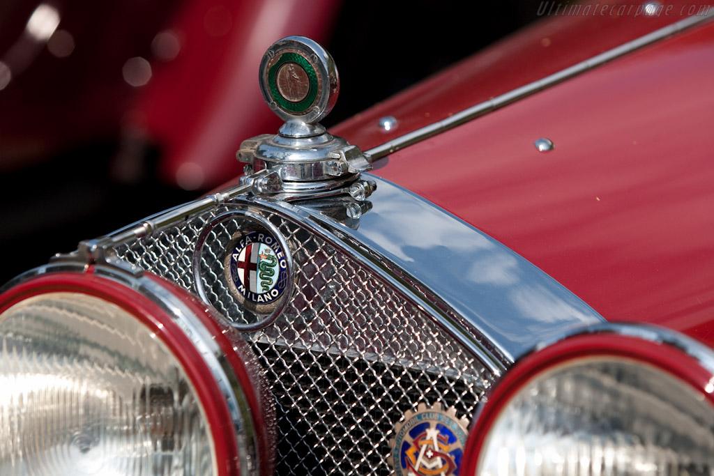 Alfa Romeo 6C 1750 Grand Sport - Chassis: 10814314   - 2010 Concorso d'Eleganza Villa d'Este
