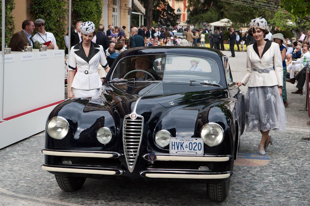 Alfa Romeo 6C 2500 SS Touring Coupe - Chassis: 915717   - 2010 Concorso d'Eleganza Villa d'Este