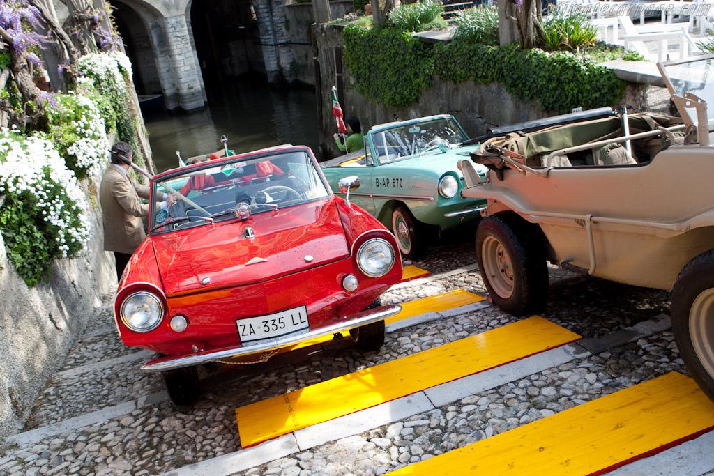 Amphicars    - 2010 Concorso d'Eleganza Villa d'Este