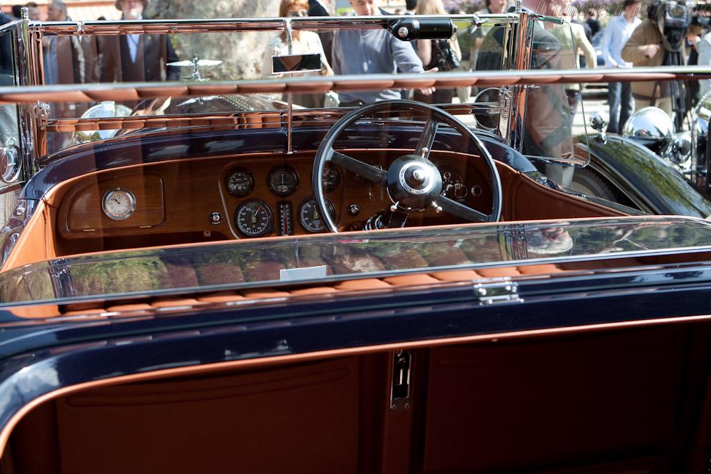 Bentley 8-Litre Gurney Nutting Tourer - Chassis: YF5011  - 2010 Concorso d'Eleganza Villa d'Este