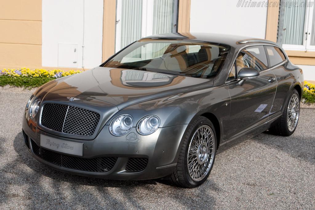 Bentley Continental Flying Star    - 2010 Concorso d'Eleganza Villa d'Este