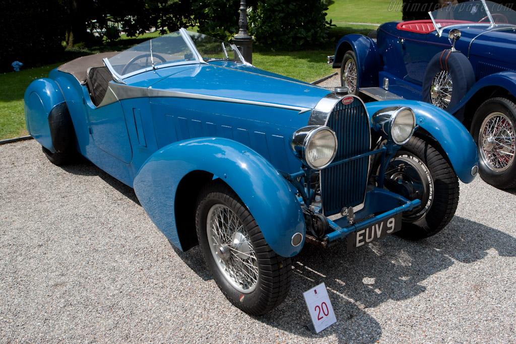 Bugatti Type 57 TT Bertelli Tourer - Chassis: 57316   - 2010 Concorso d'Eleganza Villa d'Este