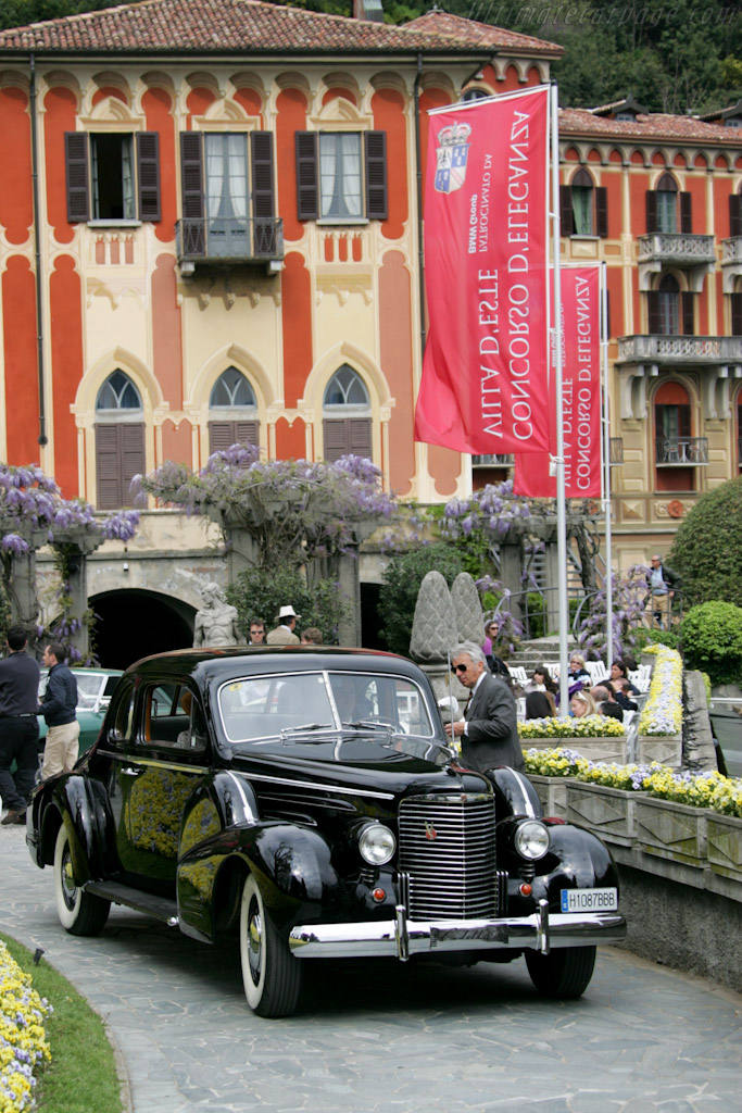 Cadillac Series 90 Coupe    - 2010 Concorso d'Eleganza Villa d'Este