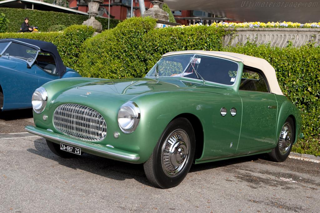 Cisitalia 202 Stabilimenti Farina Spider - Chassis: 128SC   - 2010 Concorso d'Eleganza Villa d'Este