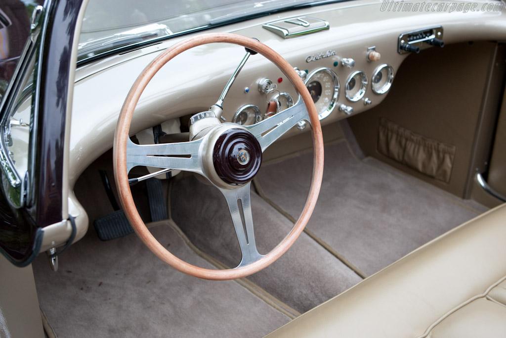 Cisitalia-Ford 808XF Vignale Cabriolet    - 2010 Concorso d'Eleganza Villa d'Este