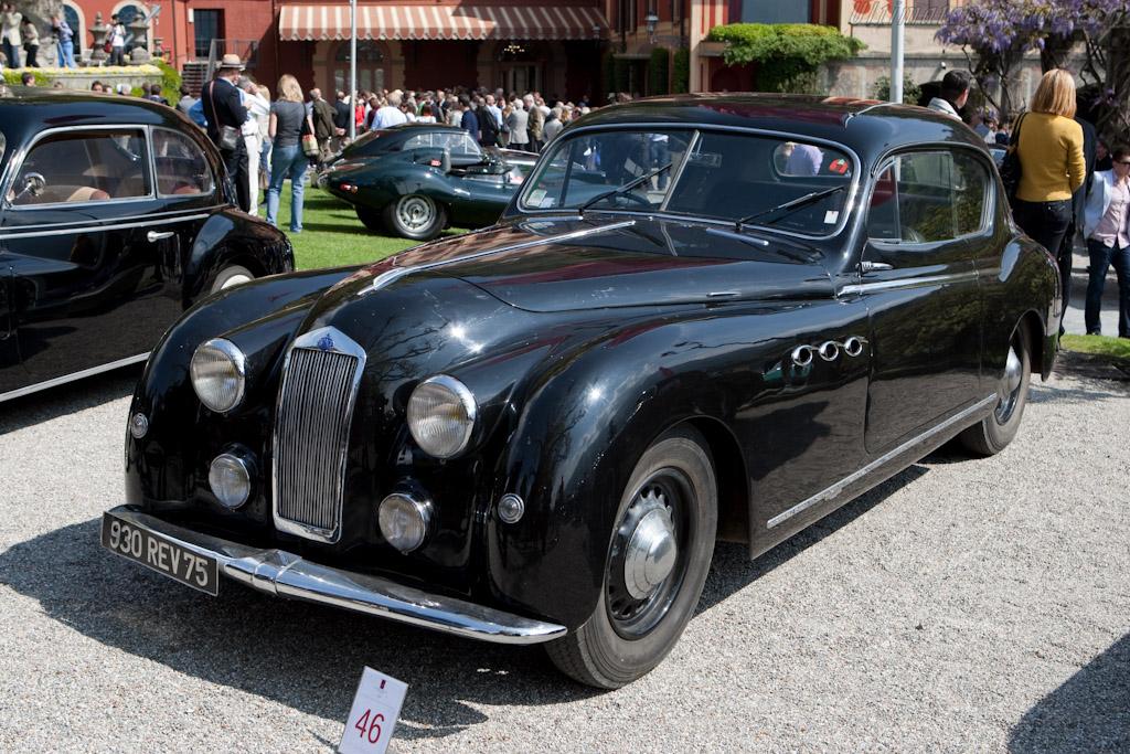 Delage D6 Letourneur & Marchand Coach - Chassis: 880229   - 2010 Concorso d'Eleganza Villa d'Este