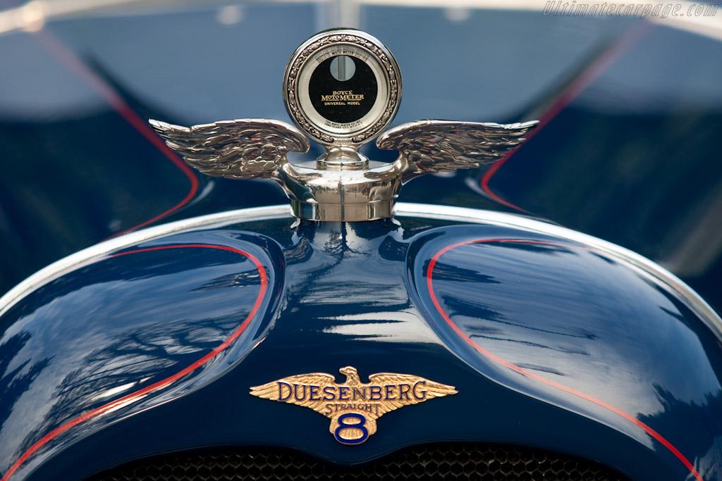 Duesenberg Model X McFarlan Roadster - Chassis: D 96 E   - 2010 Concorso d'Eleganza Villa d'Este