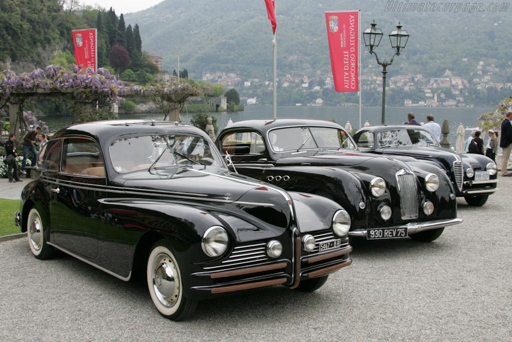 Fiat 1500 Touring Coupe Aerlux    - 2010 Concorso d'Eleganza Villa d'Este