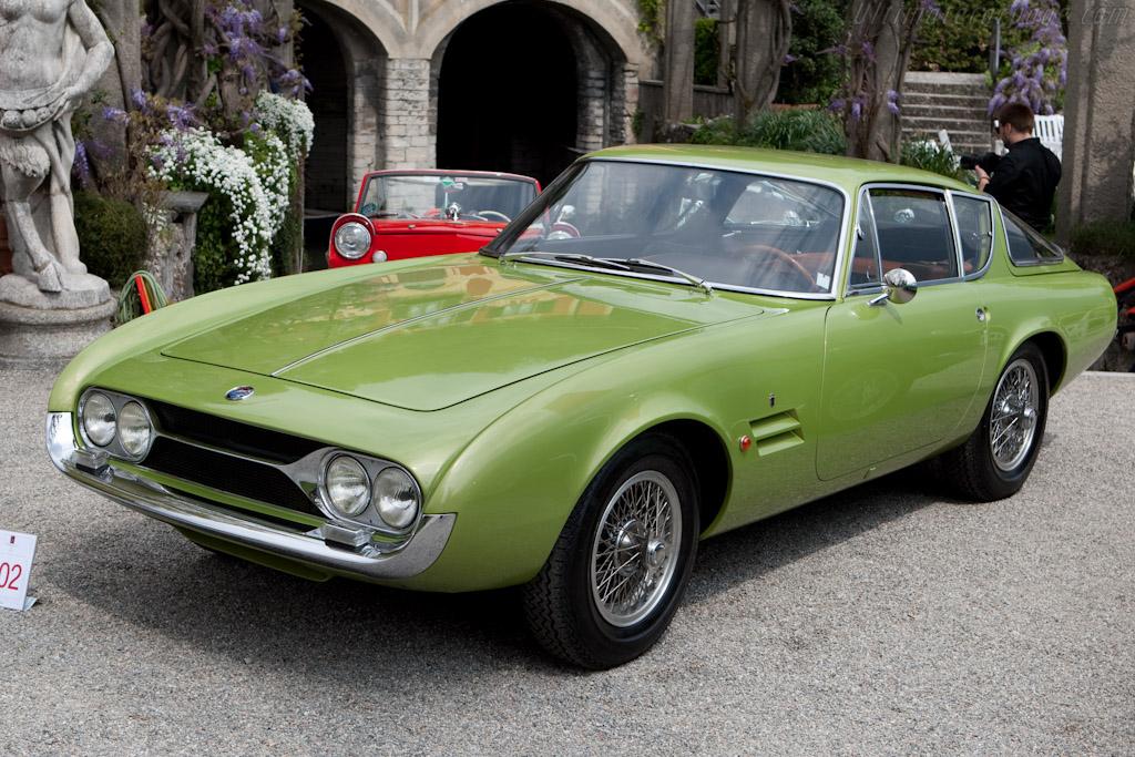 Ghia G230S - Chassis: 40746613   - 2010 Concorso d'Eleganza Villa d'Este