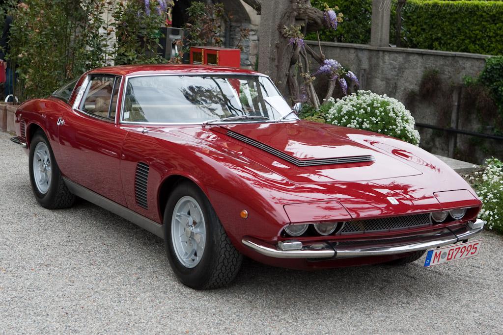 Iso Grifo Can-Am - Chassis: 160358   - 2010 Concorso d'Eleganza Villa d'Este