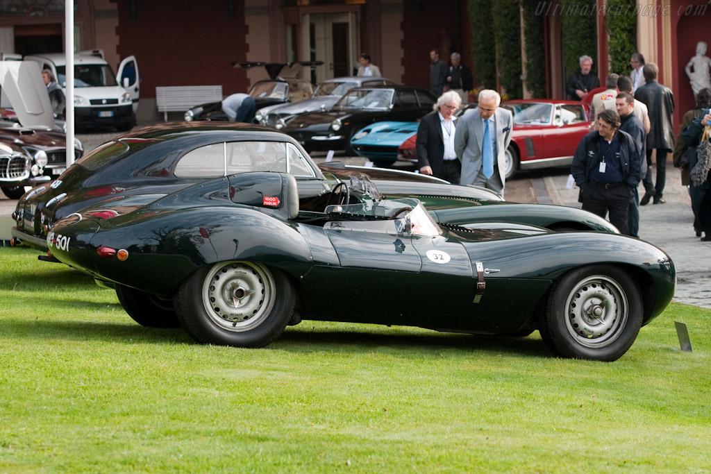 Jaguar D-Type - Chassis: XKC 401   - 2010 Concorso d'Eleganza Villa d'Este