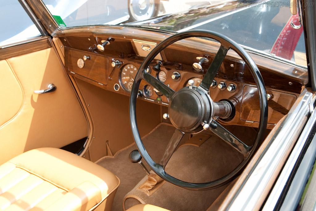 Jaguar Mk IV Worblaufen Cabriolet    - 2010 Concorso d'Eleganza Villa d'Este