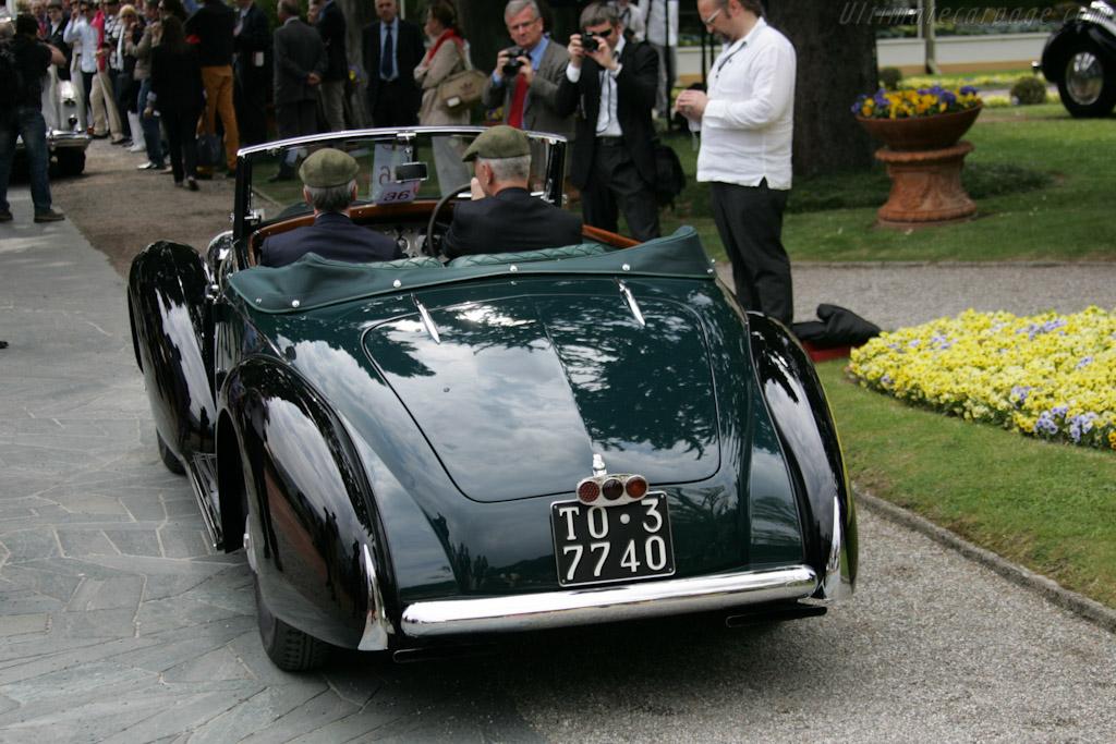 Lancia Astura Pinin Farina Cabriolet    - 2010 Concorso d'Eleganza Villa d'Este