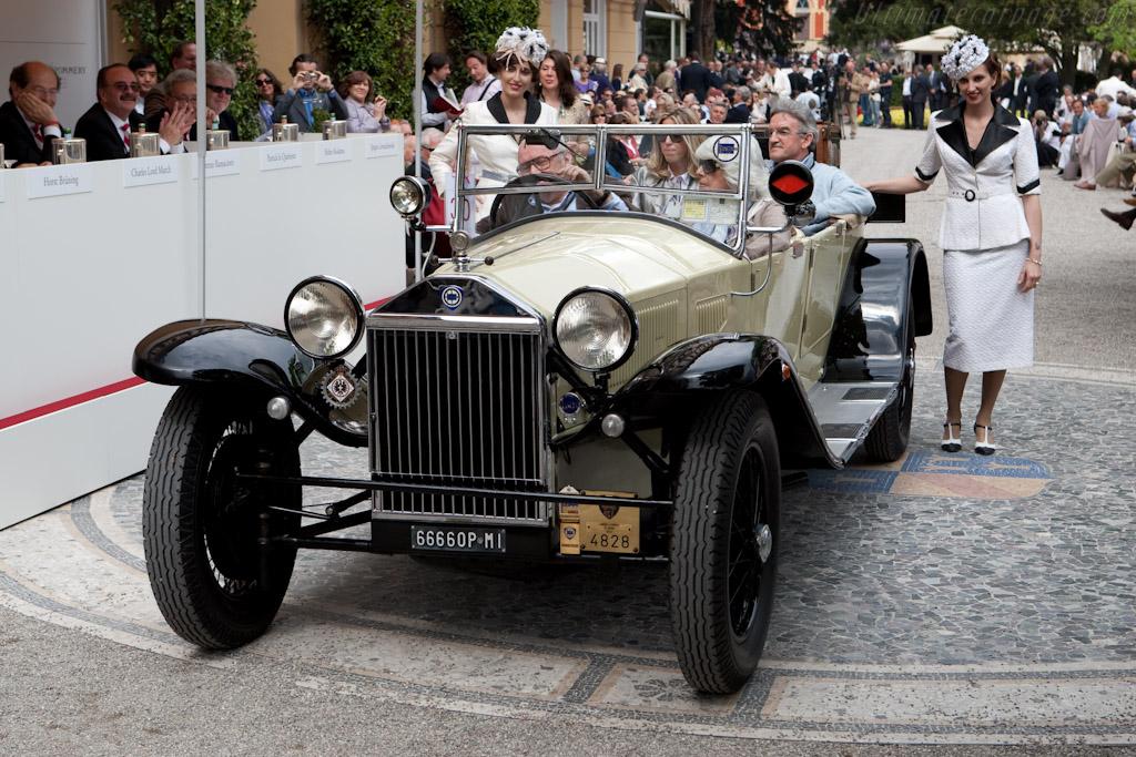 Lancia Lambda Torpedo - Chassis: 23086   - 2010 Concorso d'Eleganza Villa d'Este