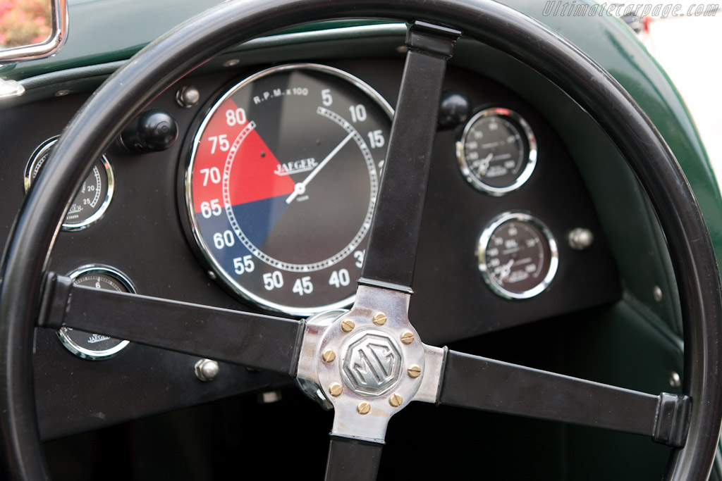 MG K3 Magnette - Chassis: K3019   - 2010 Concorso d'Eleganza Villa d'Este