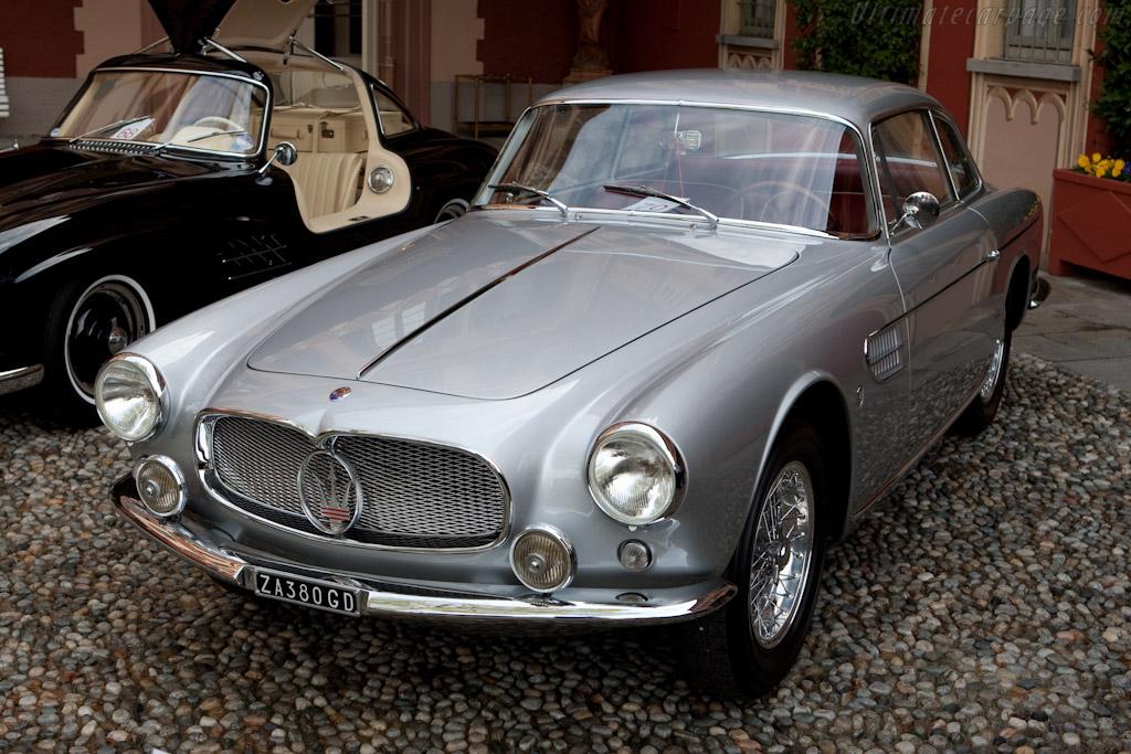 Maserati A6G/54 Allemano Coupe - Chassis: 2142   - 2010 Concorso d'Eleganza Villa d'Este