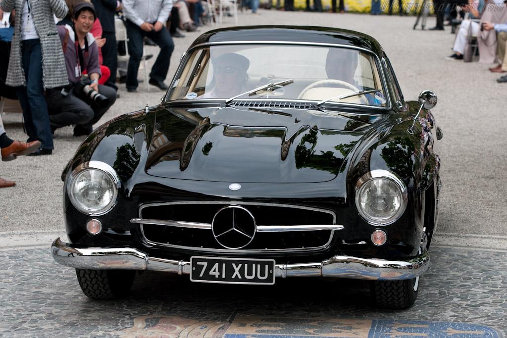 Mercedes-Benz 300 SL    - 2010 Concorso d'Eleganza Villa d'Este