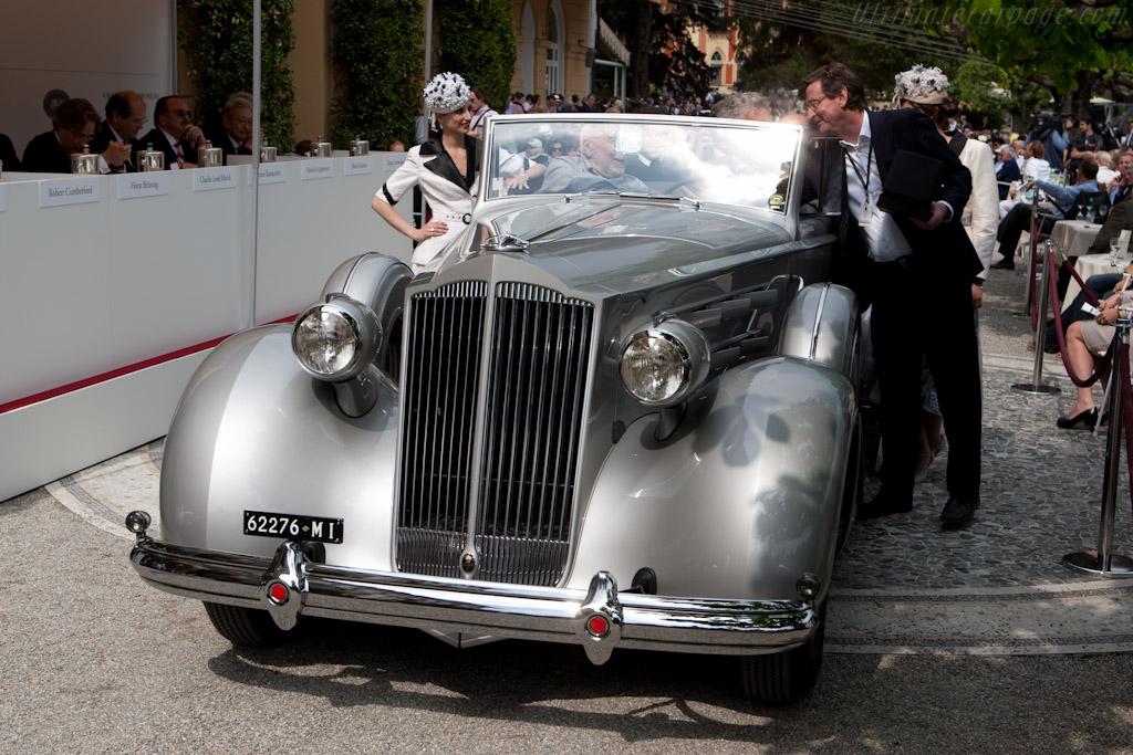 Packard 1507 Cabriolet    - 2010 Concorso d'Eleganza Villa d'Este