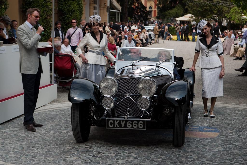 SS 100 Roadster - Chassis: 39002   - 2010 Concorso d'Eleganza Villa d'Este