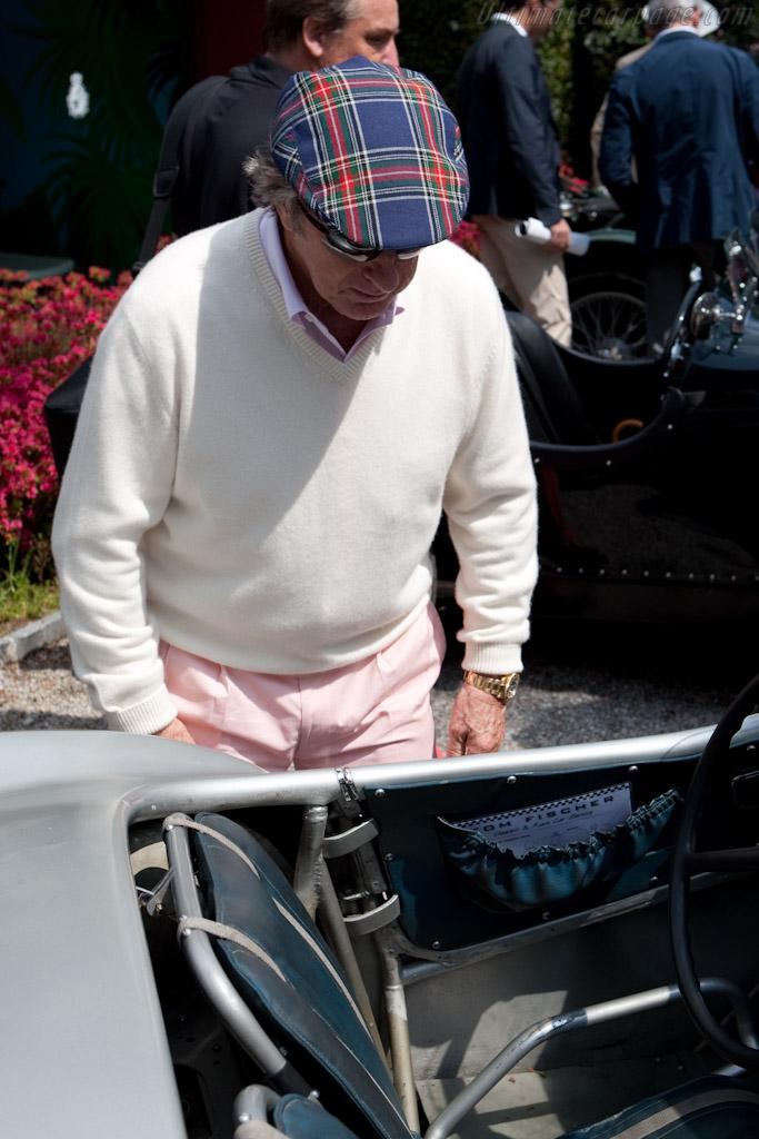 Sir Jackie Stewart    - 2010 Concorso d'Eleganza Villa d'Este