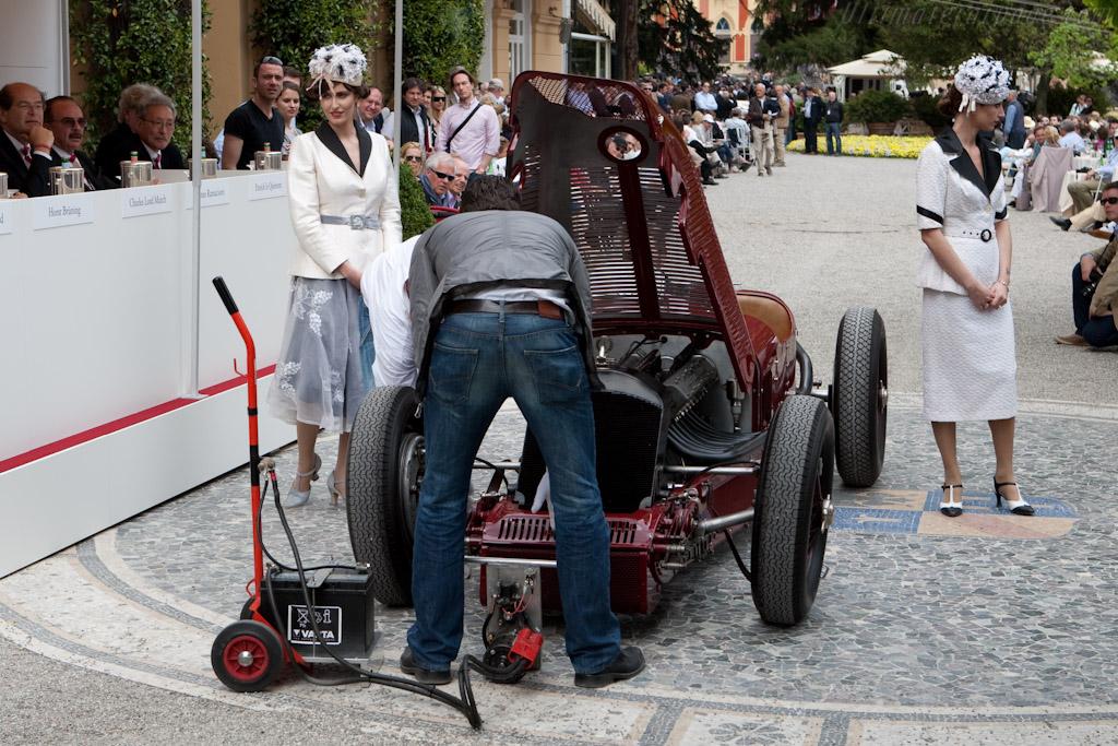 Talbot-Darracq Grand Prix - Chassis: 2   - 2010 Concorso d'Eleganza Villa d'Este