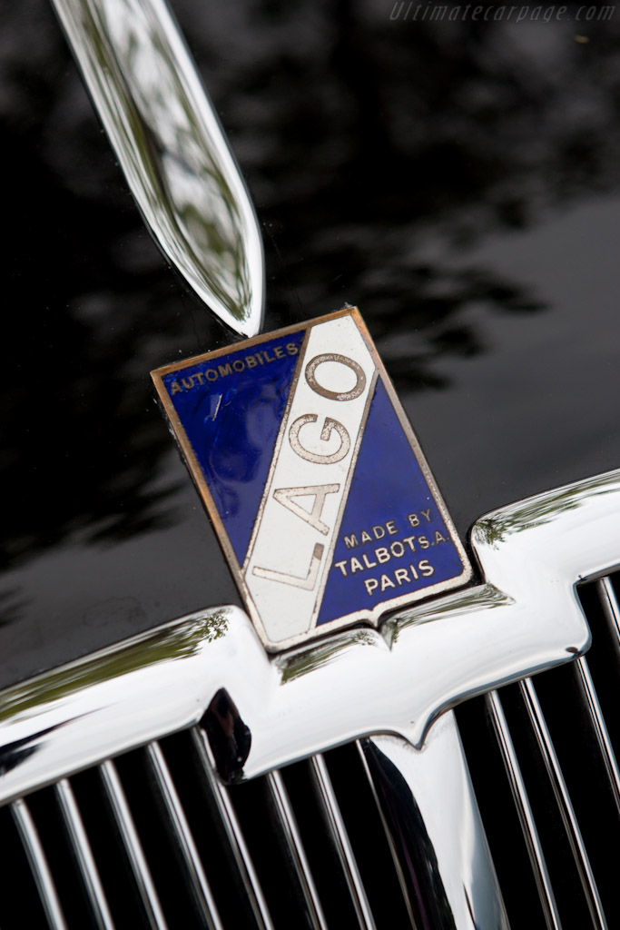 Talbot Lago T26 GS Dubos Coupe - Chassis: 110102   - 2010 Concorso d'Eleganza Villa d'Este