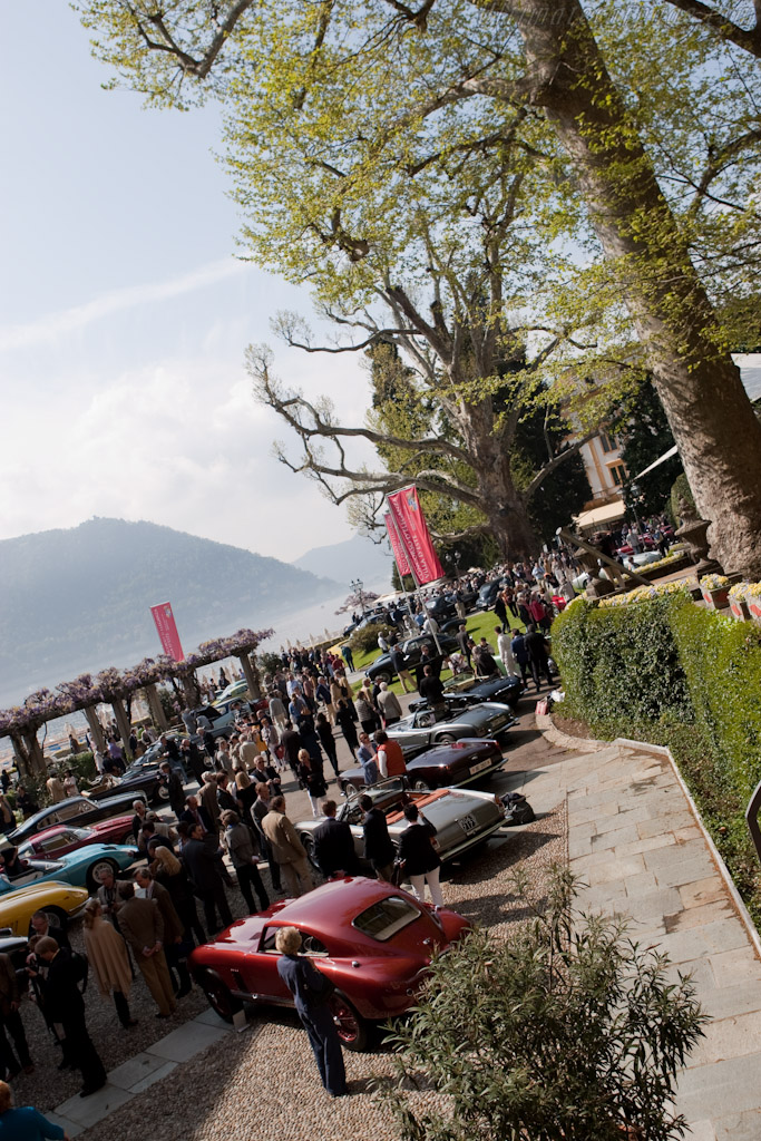 Welcome to Villa d'Este    - 2010 Concorso d'Eleganza Villa d'Este