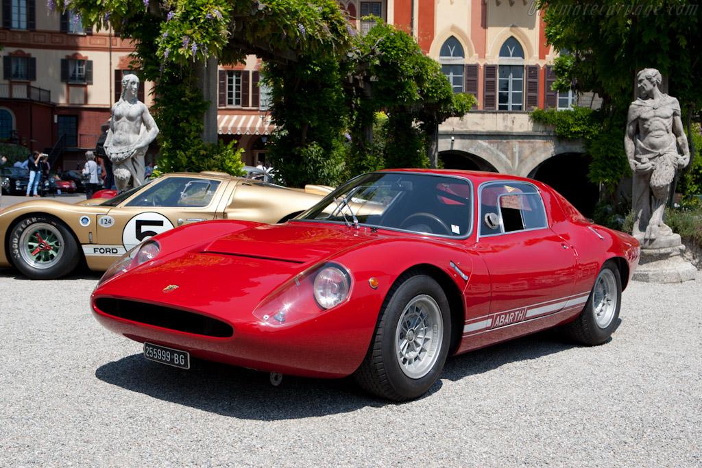 Abarth 1300 OT - Chassis: 137C/0048   - 2011 Concorso d'Eleganza Villa d'Este