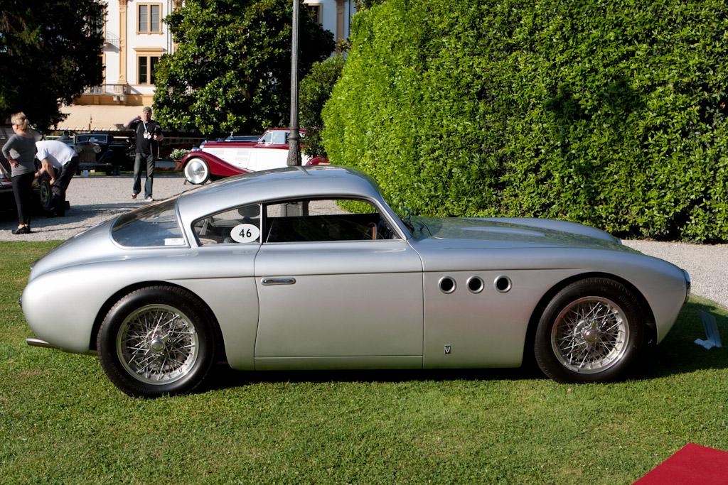 Abarth 205 Vignale Berlinetta - Chassis: 205012   - 2011 Concorso d'Eleganza Villa d'Este