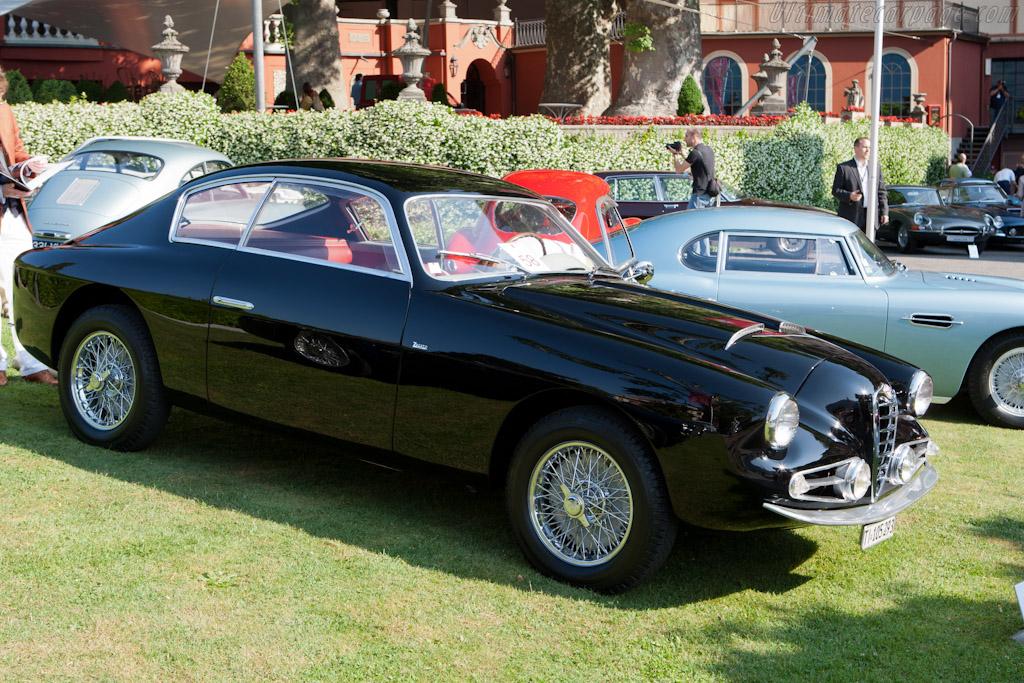 Alfa Romeo 1900 CSS Zagato Coupe - Chassis: AR1900C 01266   - 2011 Concorso d'Eleganza Villa d'Este