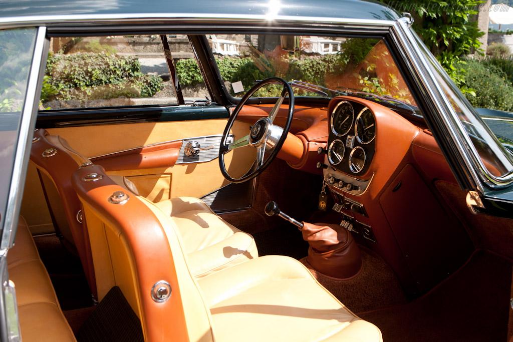 Alfa Romeo 2000 Touring Praho - Chassis: AR10205-00001 - Entrant: Lopresto Collection  - 2011 Concorso d'Eleganza Villa d'Este
