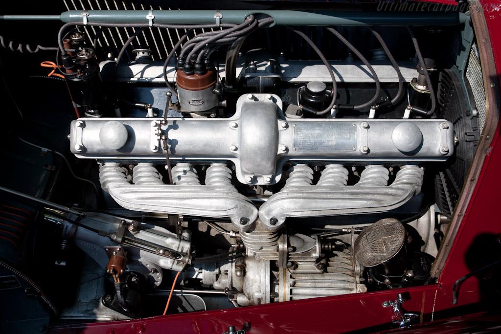 Alfa Romeo 8C 2300 Figoni Cabriolet - Chassis: 2311239   - 2011 Concorso d'Eleganza Villa d'Este