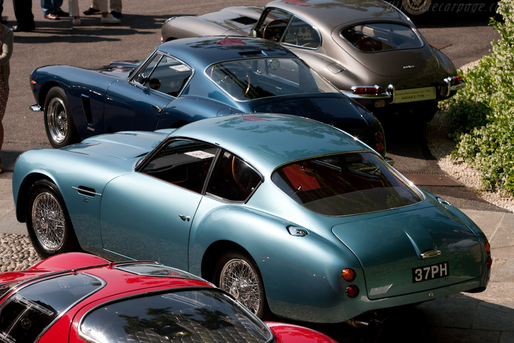 Aston Martin DB4 GT Zagato - Chassis: DB4GT/0189/R  - 2011 Concorso d'Eleganza Villa d'Este