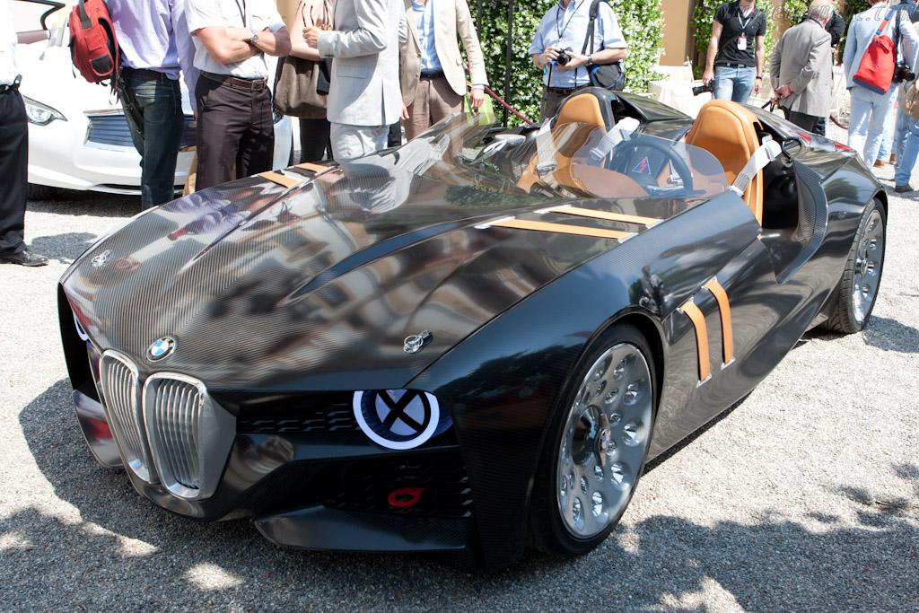 BMW 328 Hommage    - 2011 Concorso d'Eleganza Villa d'Este