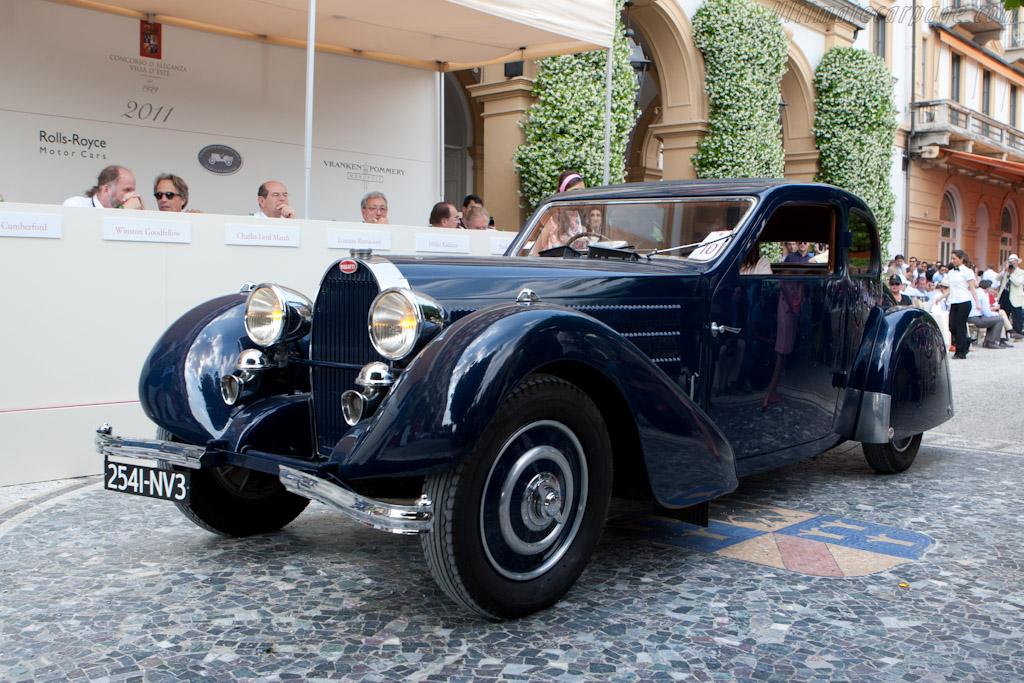 Bugatti Type 57 Ventoux - Chassis: 57581   - 2011 Concorso d'Eleganza Villa d'Este