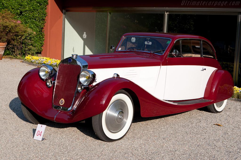 Delage D8 105 S Autobineau Coupe - Chassis: 40123   - 2011 Concorso d'Eleganza Villa d'Este