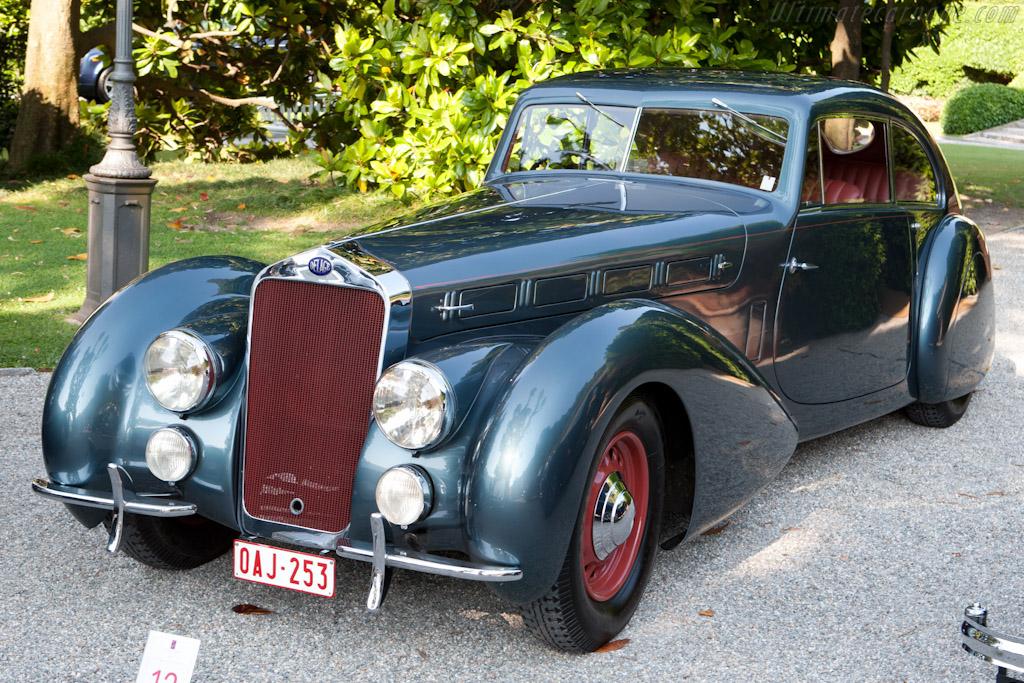 Delage D8 120 S Pourtout Coupe - Chassis: 51612   - 2011 Concorso d'Eleganza Villa d'Este