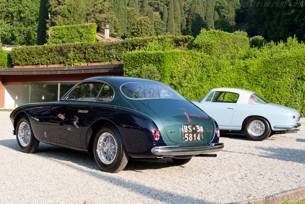 Ferrari 212 Export Vignale Coupe - Chassis: 0092E   - 2011 Concorso d'Eleganza Villa d'Este