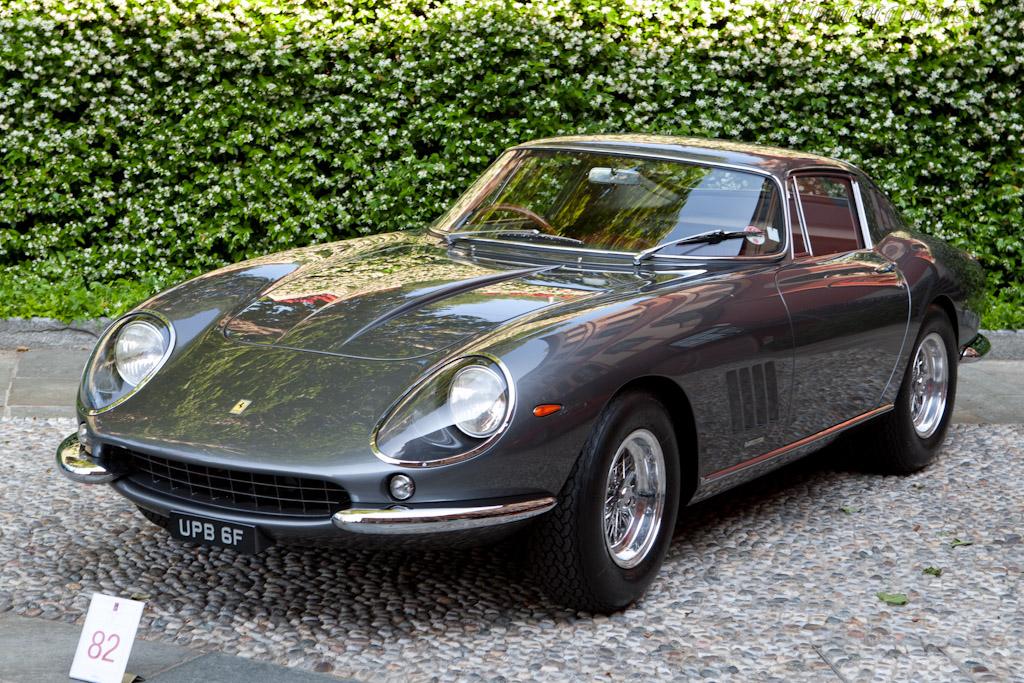 Ferrari 275 GTB/4 - Chassis: 10635   - 2011 Concorso d'Eleganza Villa d'Este