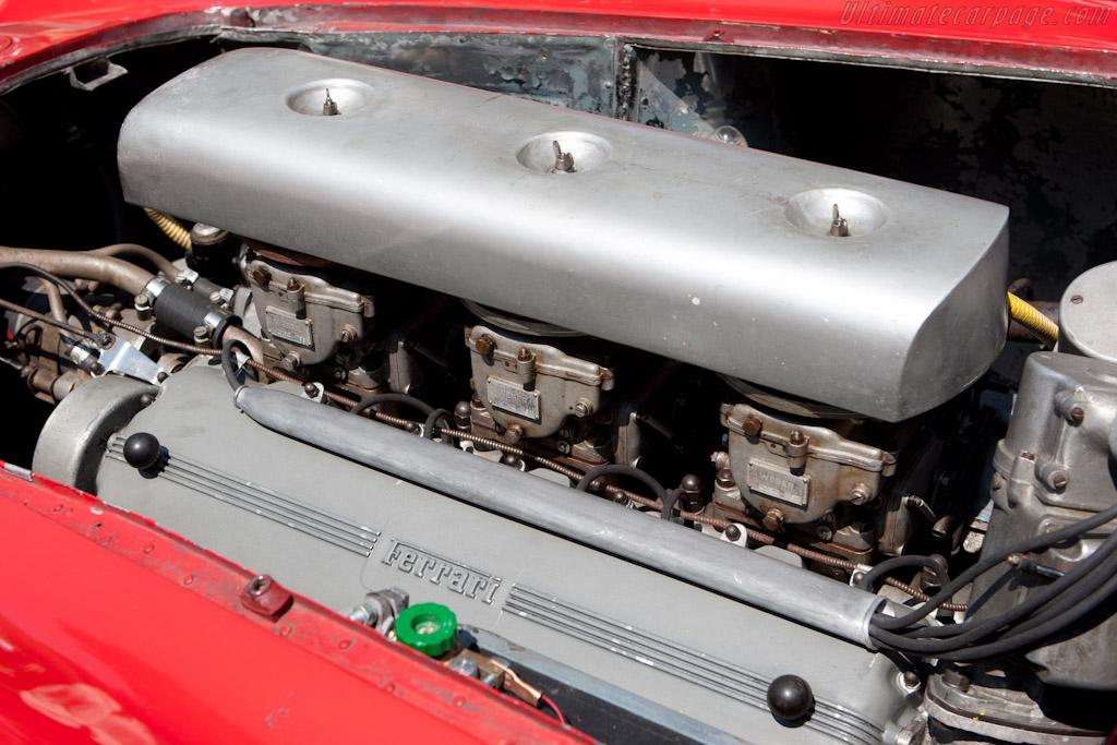 Ferrari 375 MM Pinin Farina Roadster - Chassis: 0382AM - Entrant: Andreas Mohringer  - 2011 Concorso d'Eleganza Villa d'Este