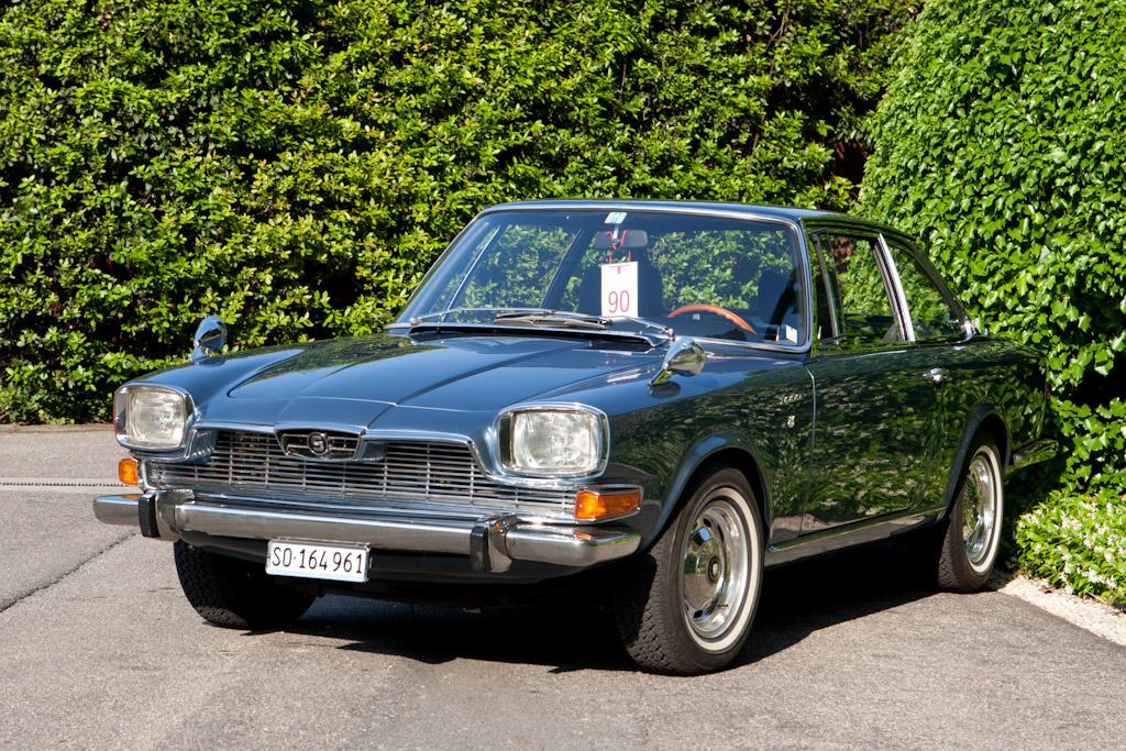 Glas 3000 V8 - Chassis: 602001360   - 2011 Concorso d'Eleganza Villa d'Este