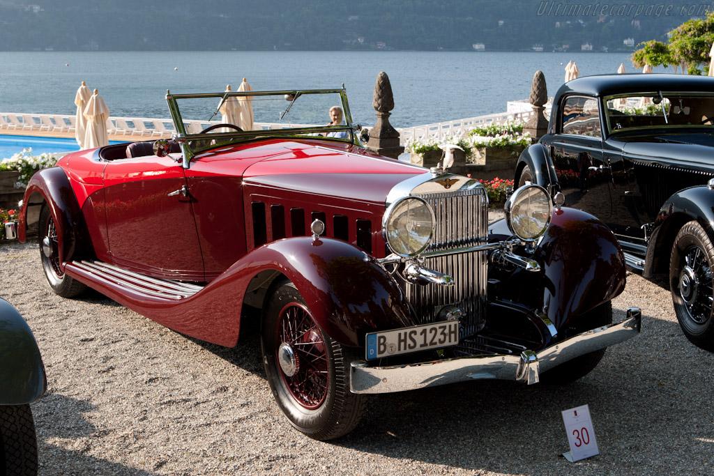 Hispano Suiza K6 Saoutchik Roadster    - 2011 Concorso d'Eleganza Villa d'Este