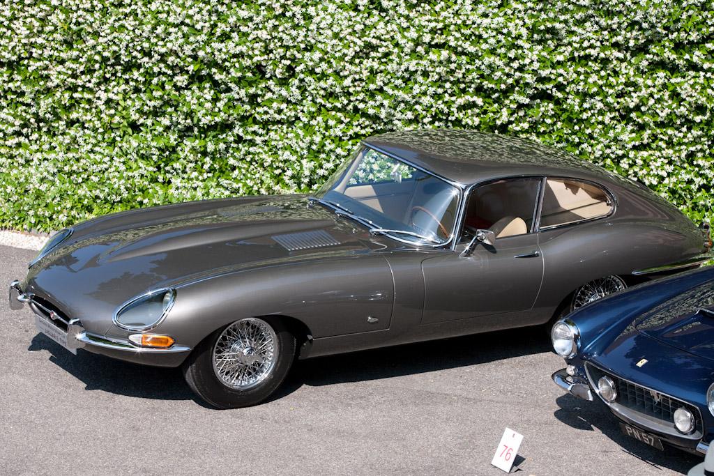 Jaguar E-Type FHC - Chassis: 885005   - 2011 Concorso d'Eleganza Villa d'Este
