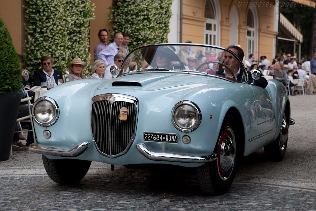 Lancia Aurelia B24 S America Spider - Chassis: B24S-1085  - 2011 Concorso d'Eleganza Villa d'Este