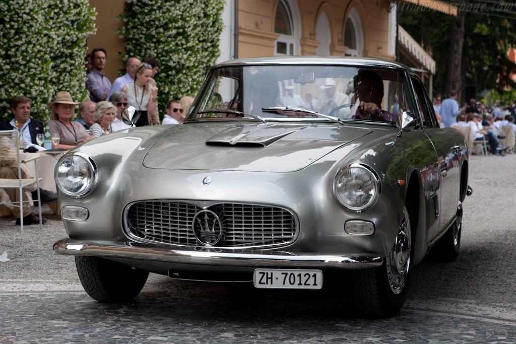 Maserati 3500 GT - Chassis: AM101.2288   - 2011 Concorso d'Eleganza Villa d'Este