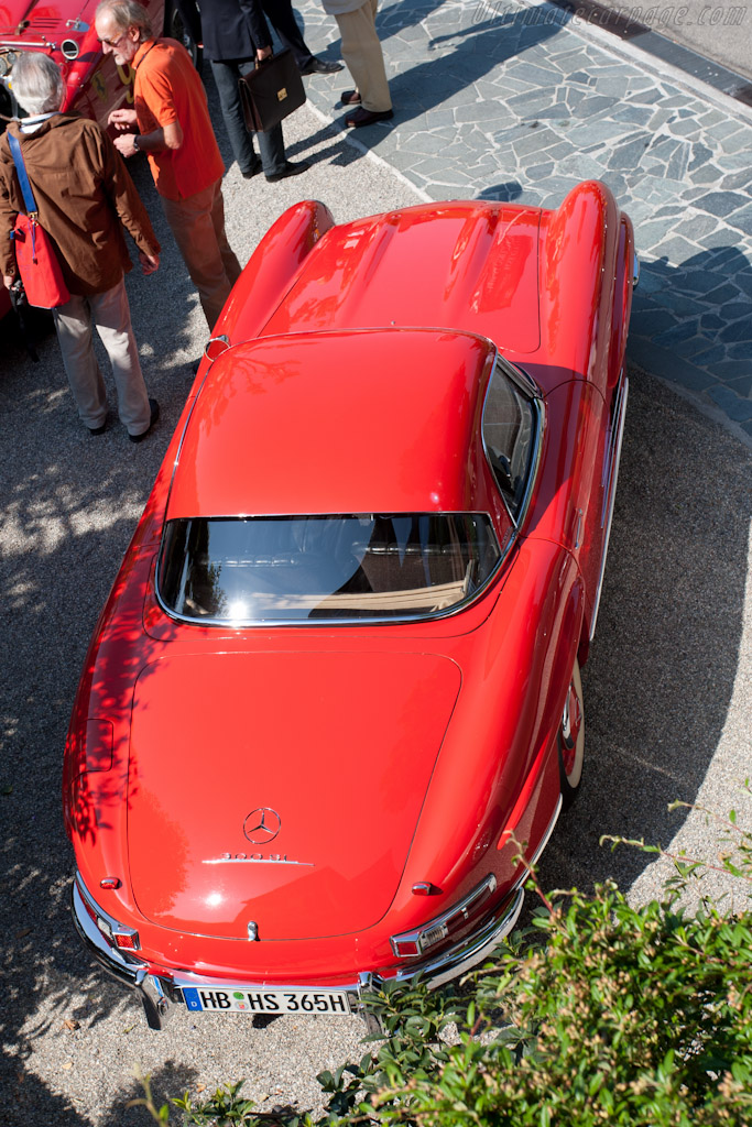 Mercedes-Benz 300 SL Roadster - Chassis: 198.042.10.003164   - 2011 Concorso d'Eleganza Villa d'Este