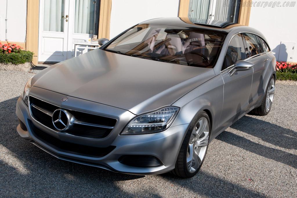 Mercedes-Benz Shooting Brake Concept    - 2011 Concorso d'Eleganza Villa d'Este