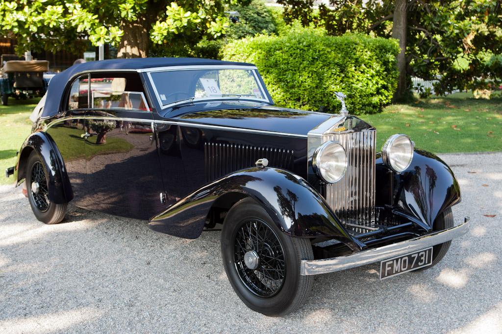 Rolls-Royce 20/25 Graber Cabriolet - Chassis: GRW59   - 2011 Concorso d'Eleganza Villa d'Este