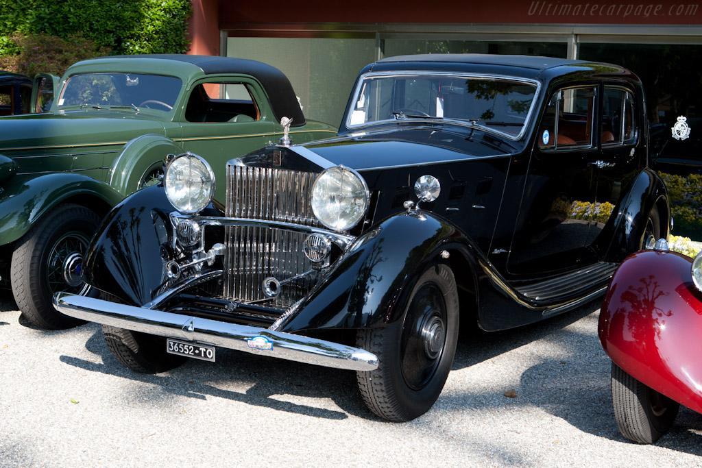Rolls-Royce Phantom II Pinin Farina Berlina - Chassis: 20SK   - 2011 Concorso d'Eleganza Villa d'Este